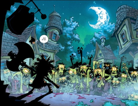 From I Hate Fairyland #2 by Skottie Young & Jean Francois Beaulieu