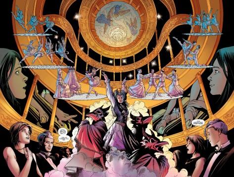 From batman & Robin Eternal #7 by Alvaro Martinez Bueno & Sandra Molina
