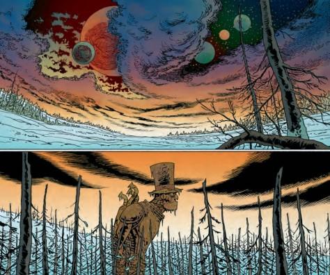 From Steam Man #2 by Piotr Kowalski & Kelly Fitzpatrick