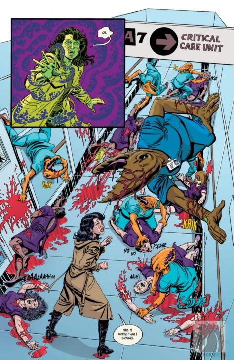 From Dark Horse Presents 3 #16 by Jerry Ordaway