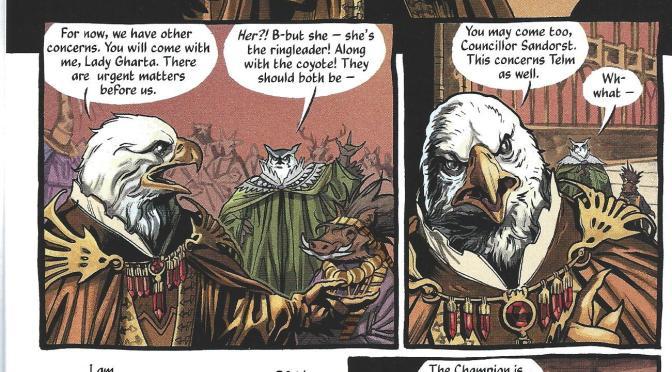 Kurt Busiek Shares His Favorite Fantasy Fiction