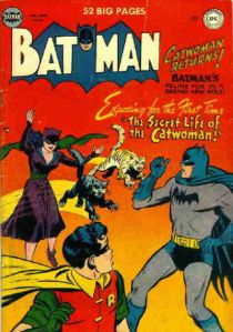 Batman 62 Win Mortimer