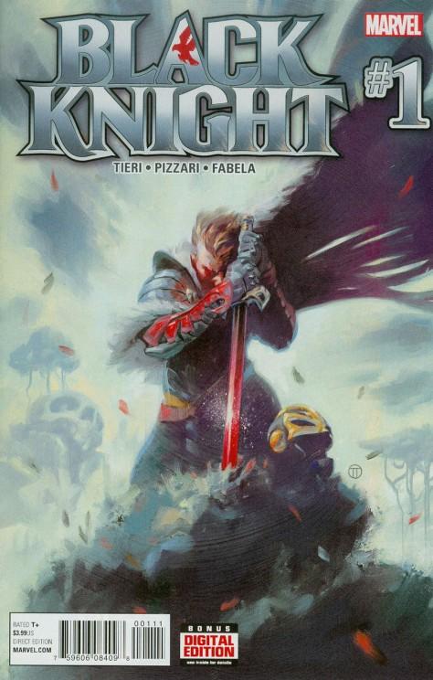 Black Knight 1 Julian Totino Tedesco