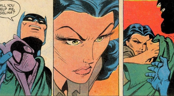 The Golden Age Catwoman, Part 2: The Autobiography of Bruce Wayne