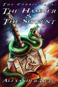 Hammer and Serpent Cover