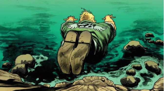 POLL:  Will you buy HUCK #1 this week?