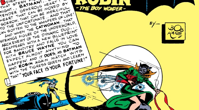 The Golden Age Catwoman, Part 1: Her Earliest Heists