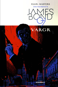 James Bond 1 Francesco Francavilla