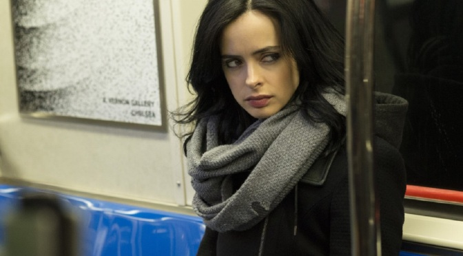 Review of Jessica Jones Episodes 1-3