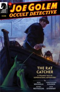 Joe Golem Occult Detective 1 Dave Palumbo