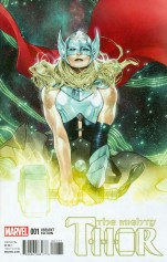 Mighty Thor 1 Olivier Coipel