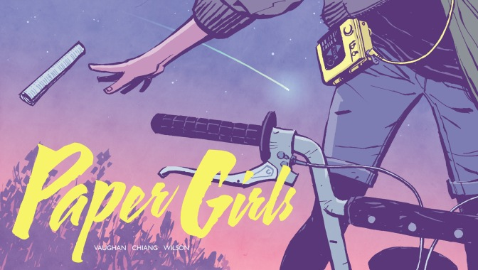This Week's Finest: Paper Girls #2