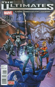 The Ultimates 1 Kenneth Rocafort