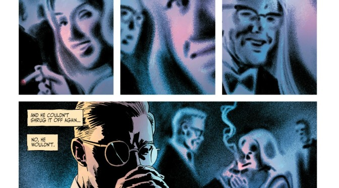 This Week's Finest: The Fade Out #11