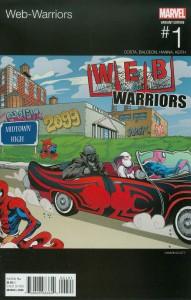 Web Warriors 1 Damian Scott