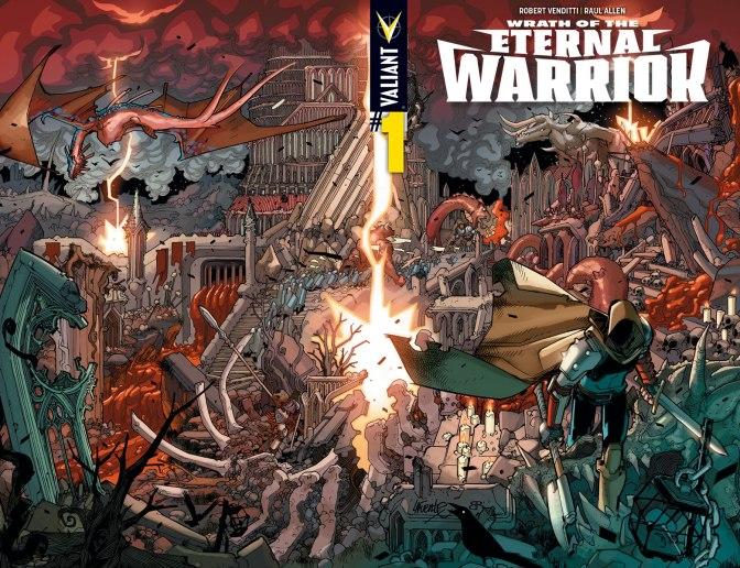 This Week's Finest:Wrath of the Eternal Warrior #1