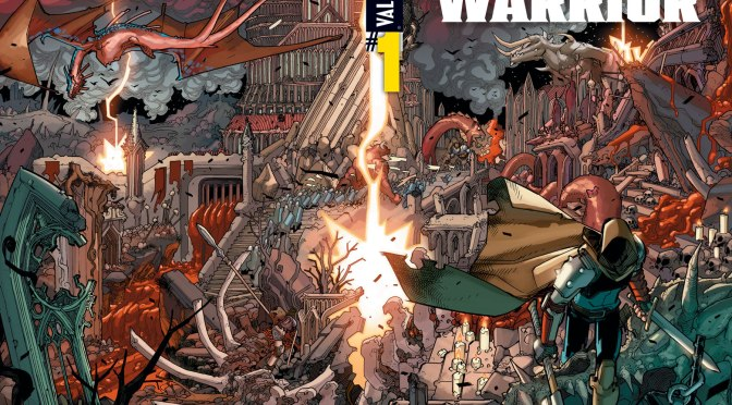 This Week's Finest:Wrath of the Eternal Warrior #1
