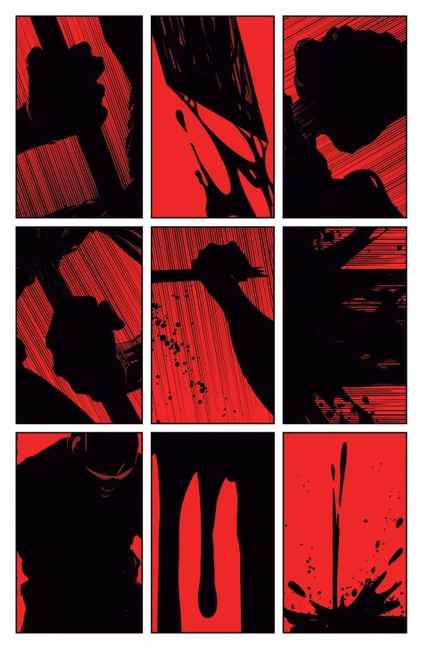 From East Of West #22 by Nick Dragotta & Frank Martin