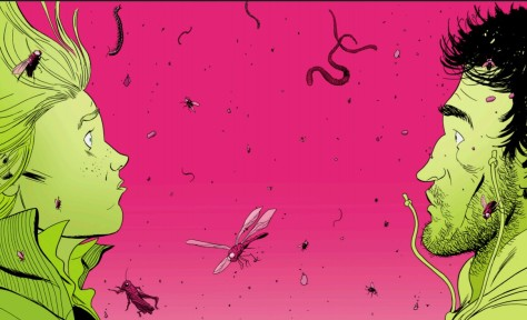 From Barrier #1 by Marcos Martin & Muntsa Vicente