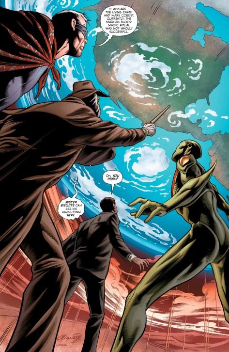 From Martian Manhunter #7 by Ronan Cliquet, Marc Deering & Gabe Eltaeb