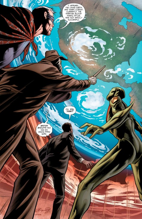 From Martian Manhunter #7 by Ronan Cliquet, Marc Deering & Gabe Eltaeb