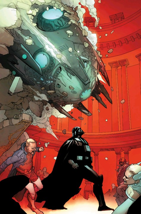 From Darth Vader Annual #1 by Lenil Francis Yu, Gerry Alanguilan & Jason Keith