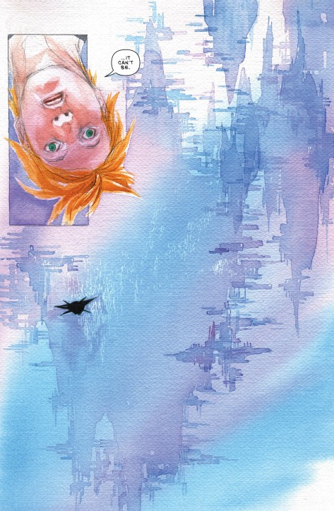 From Descender #8 by Dustin Nguyen