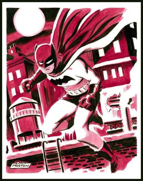 Batman Dan Morton