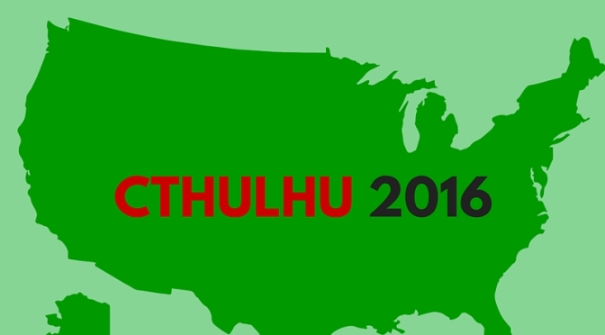 Cthulhu Hits the Campaign Trail