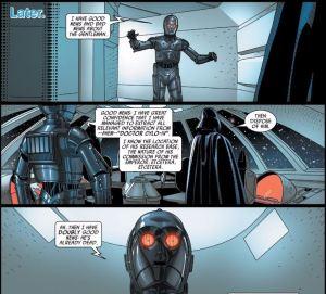 Darth Vader 4 Salvador Larroca