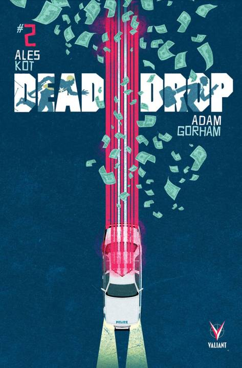 Dead Drop 2 Raul Allen