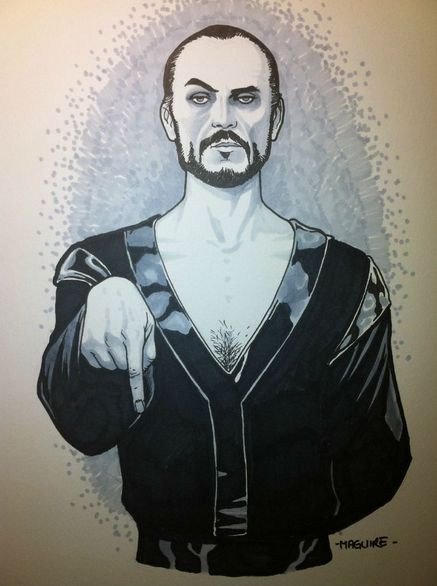 General Zod Kevin Maguire