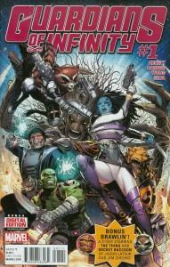 Guardians of Infinity 1 Jim Cheung