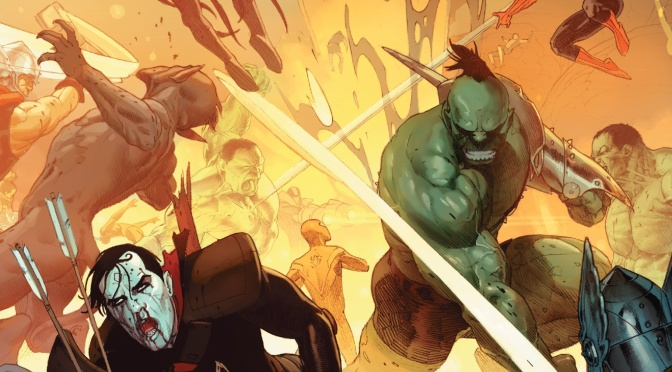 This Week's Finest: Secret Wars #8
