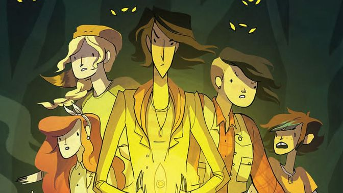 This Year's Finest 2015: LumberJanes