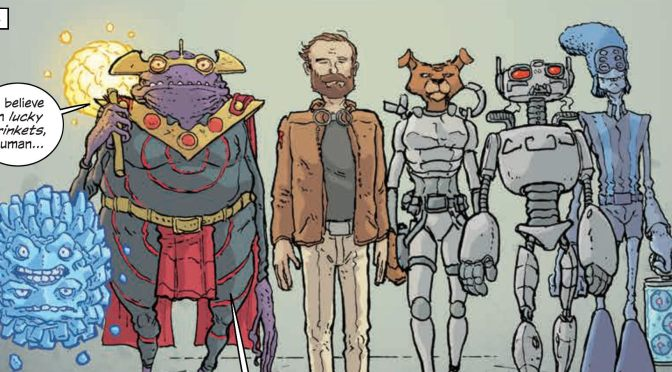 This Year's Finest 2015: The Manhattan Projects Space Is Depressing