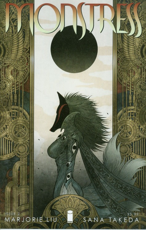 Monstress 2 Sana Takeda