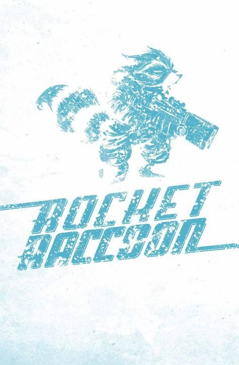 Rocket Raccoon 7 Skottie Young