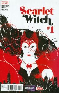 Scarlet Witch 1 David Aja
