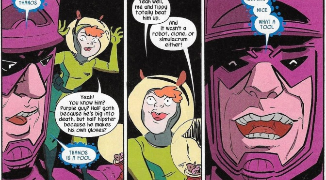 This Year's Finest 2015: The Unbeatable Squirrel Girl Gets Nuts