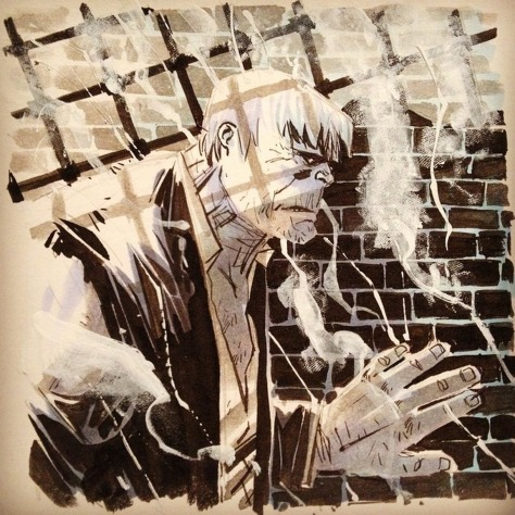 Solomon Grundy Mike Henderson