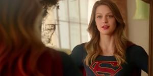 Supergirl reflection