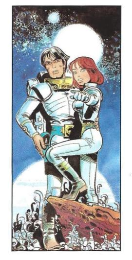 Image result for valerian and laureline