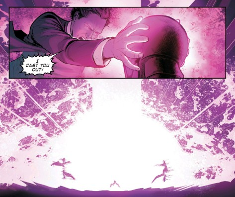 From The Invincible Iron Man #5 by David Marquez & Justin Posnor