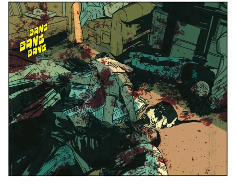 From Sheriff of Babylon #2 by Mitch Gerads