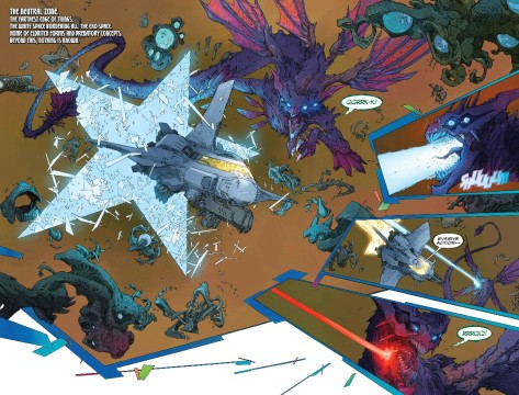 From The Ultimates #3 by Kenneth Rocafort & Dan Brown