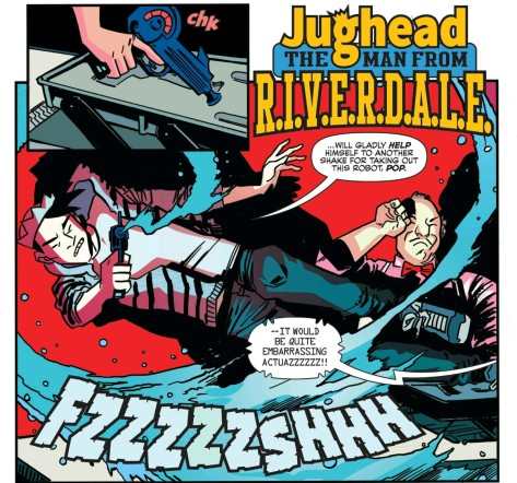 From Jughead #3 by Erica Henderson