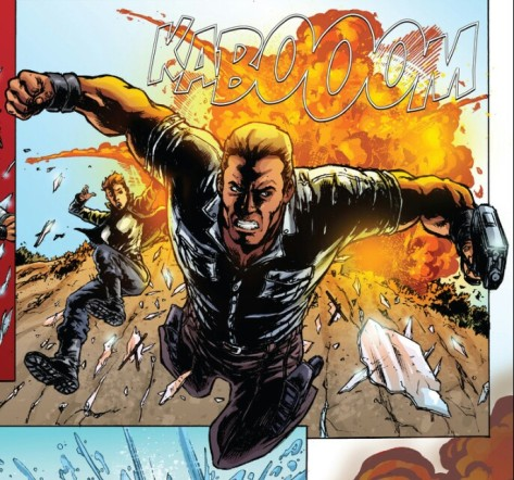 From Doc Savage The Spiders Web #2 by Cezar Razek