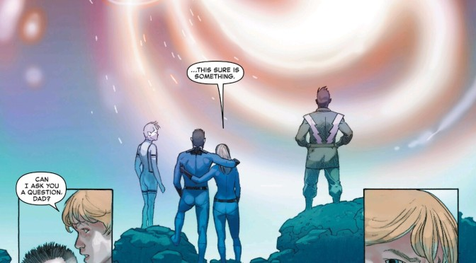 Comic Convo: Secret Wars #9