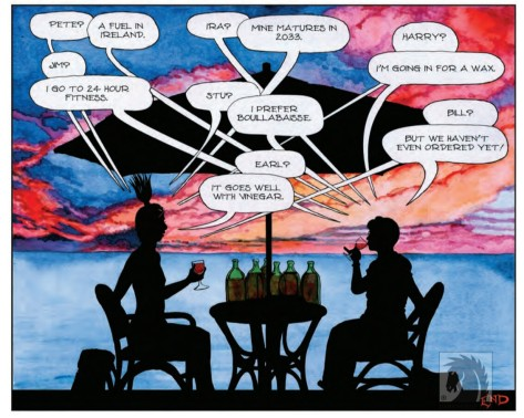 From Darkhorse Presents #18 by Julius Gopez & Jeremy Colwell
